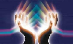 Energy healing - Hands of light