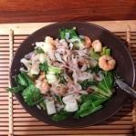 Prawn Stir-fry with Noodles