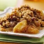 Apple and Pecan Crunch Muesli