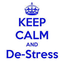 Distressed to De-Stressed