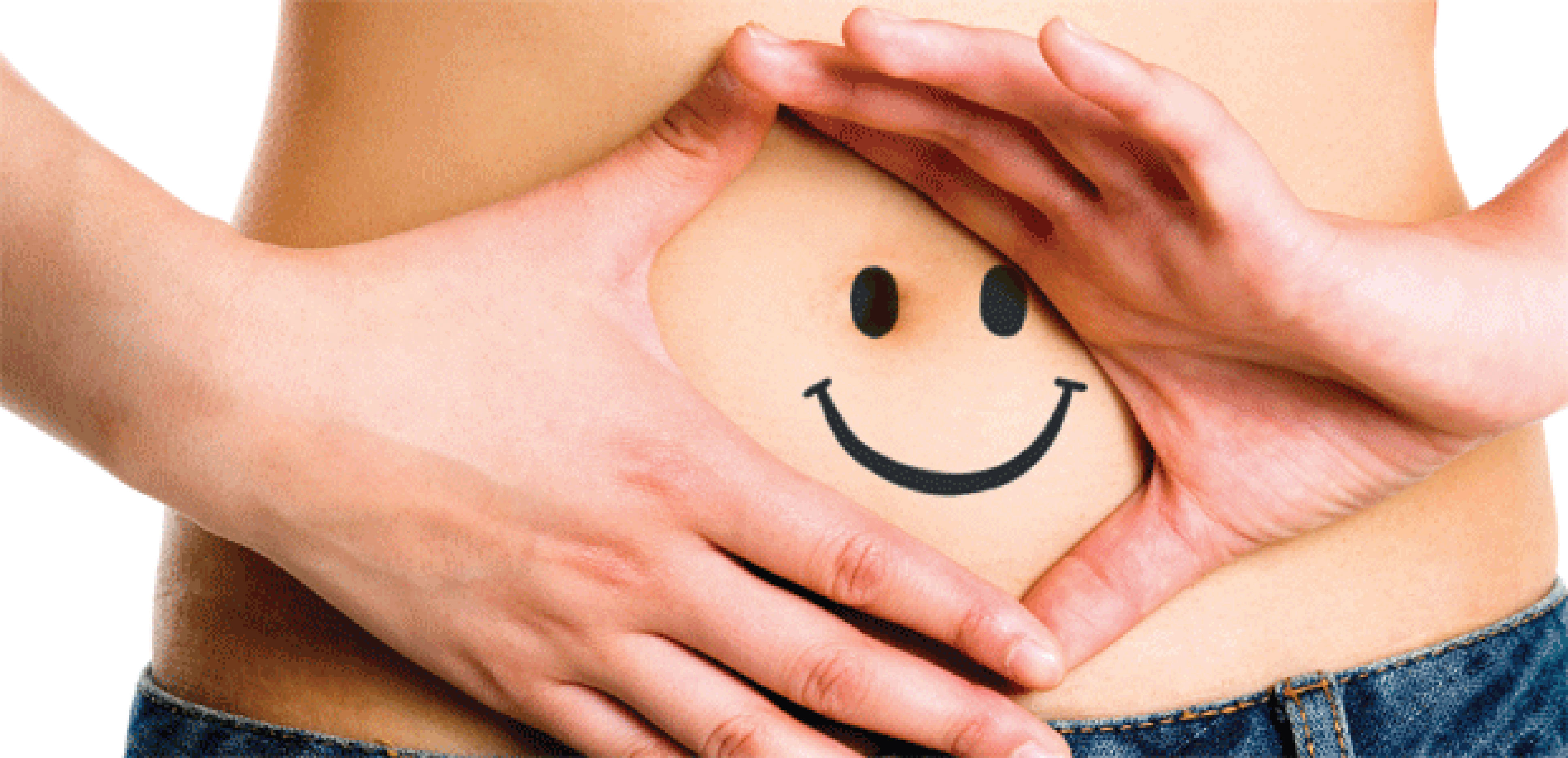 IBS symptom free happy stomach