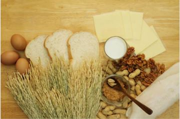 common food intolerance foods