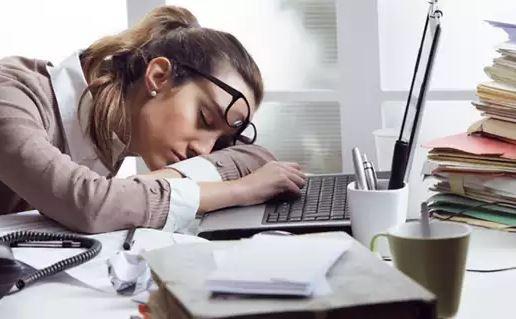 woman with Chronic fatigue