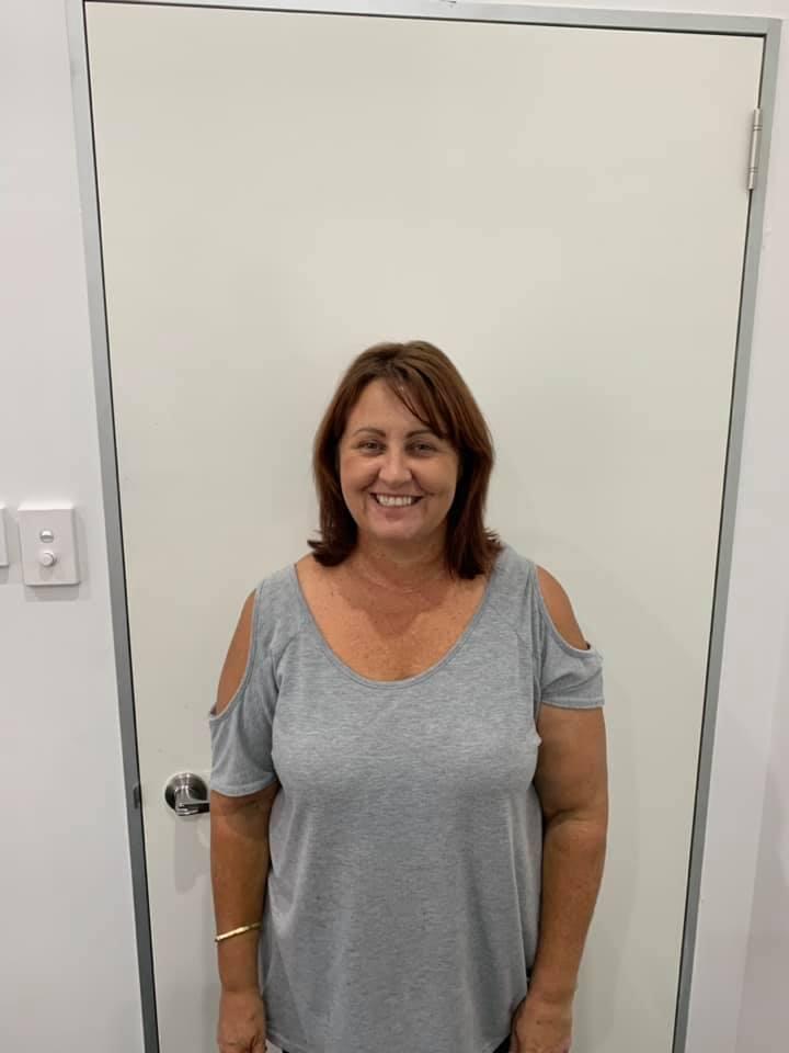 Weight loss testimonial - 11.7kg in 13 weeks