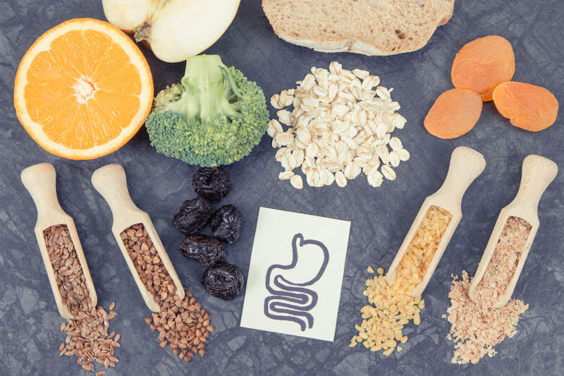 Diverticulitis and IBS foods