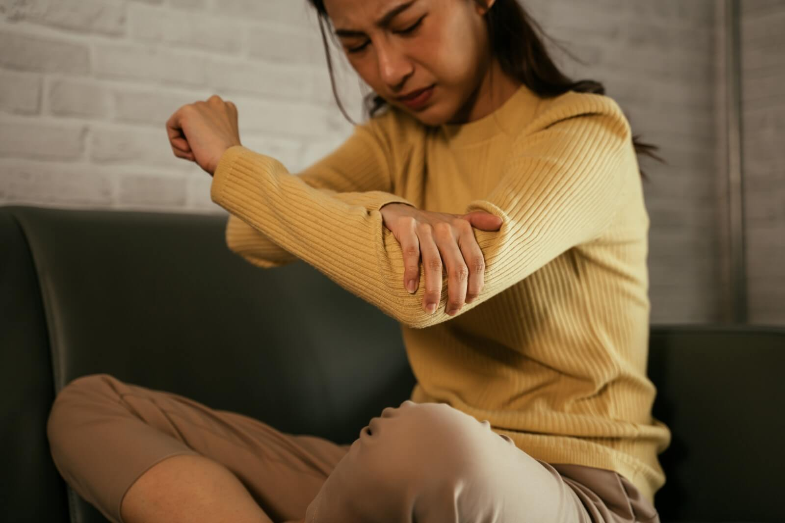 Rheumatoid Arthritis joint paint