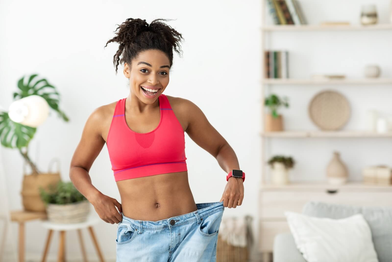 Maintain Weight Loss After HcG